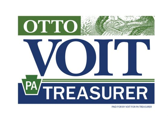 Otto Voit Logo Design